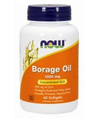 Борадж Ойл 1000 мг 60 капс. / Borage Oil