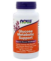Глюкоз метаболизм саппорт 90 капс. / Glucose Metabolic Support