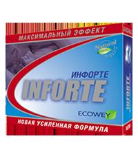 Инфорте, INFORTE 12 капс. Инфорте - усиливает потенцию