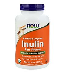 Инулин Пребиотик (Inulin Prebiotic FOS), 227 г