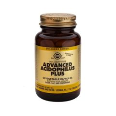 Ацидофилус плюс / Advanced Acidophilus Plus 60 капс.